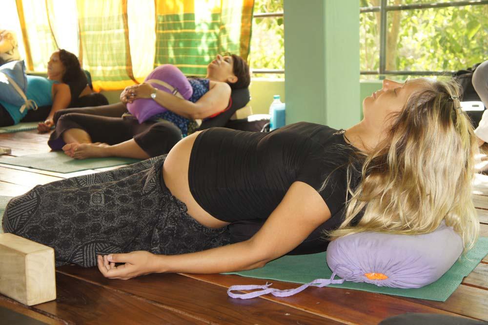 Yoga Alliance Prenatal Yoga Teacher Training in Goa, India