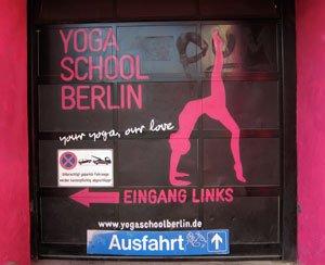 Yoga School Berlin