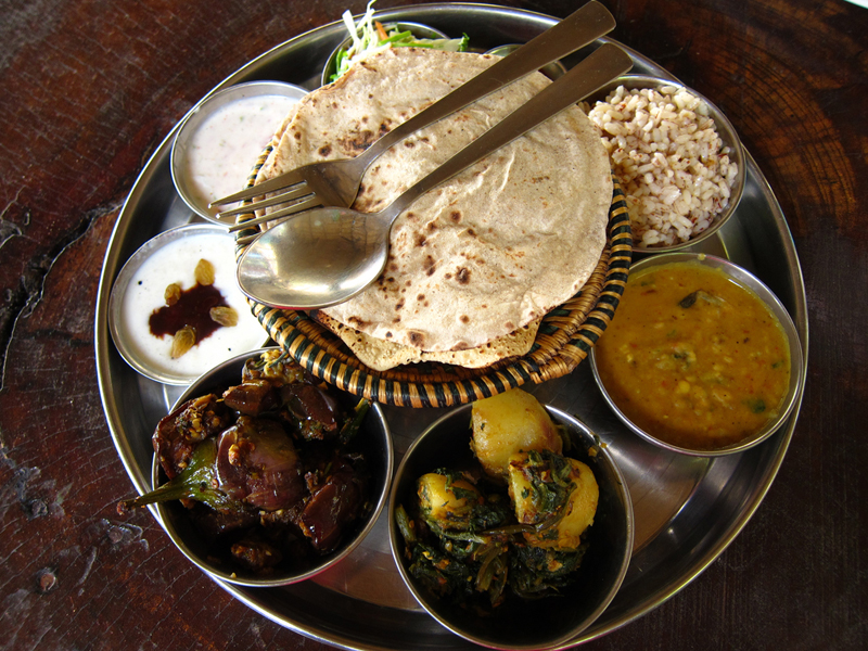 Aribian Sea Thali Goa