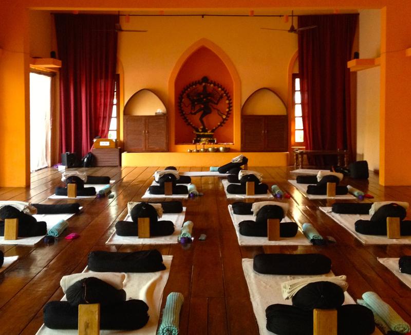 Restorative Yoga Teacher Training