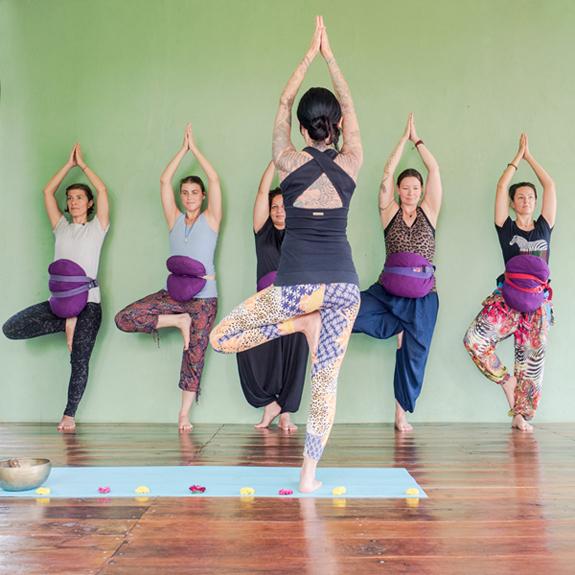 Joanne Smallwood Prenatal Yoga Teacher Training