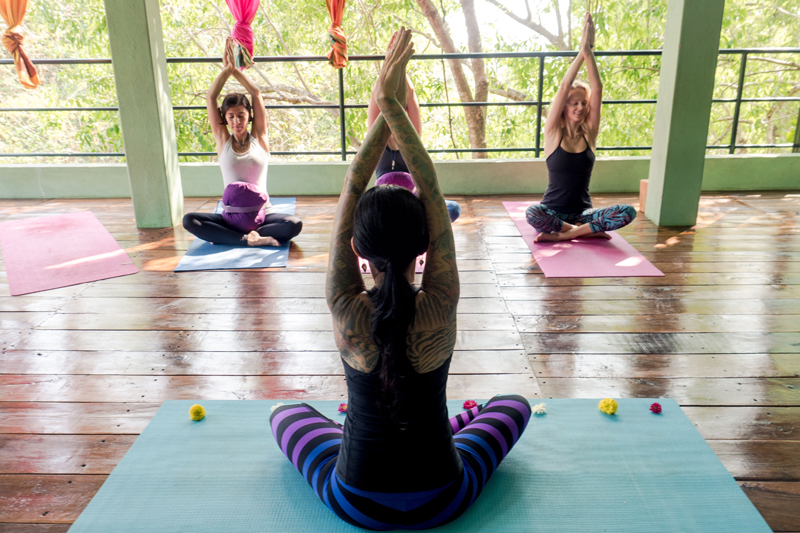 Private Yoga Classes | JOANNE SMALLWOOD